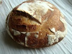 Painea cu gust de acasa – Simple Sourdough Bread