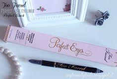 Too Faced Perfect Eyes Waterproof Eyeliner - Perfect Black #toofaced #makeup #perfecteyes #eyeliner #black #blackeyeliner #beauty #beautyblog #beautyblogger #mybeautytools #LaCocci  http://mybeautytools.blogspot.com/2015/01/too-faced-perfect-eyes-waterproof.html