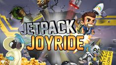Jetpack Joyride (MOD Unlimited Coins) is a helicopter game released by Halfbrick Studios, a famous game company before with games like Dan The Man or Jet Packs, Windows Phone, Android C, Delorean Time Machine, Facebook Platform, Candy Crush Saga, Subway Surfers, Gadgets, Games For Girls