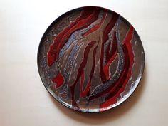 Meteore-ceramica smaltata-diam. cm 45-2017-Marilù Viviano