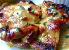 Man-Pleasing Chicken Recipe--also works in crockpot
