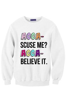 Acca scuse me, acca believe it!  @Erica and @Anna Icenhower