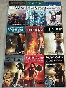 """Weather Warden Series..."" by Rachel Caine"