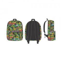 Teenage Mutant Ninja Turtles Backpack from Bioworld