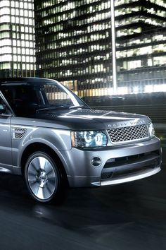Range Rover I will own you!