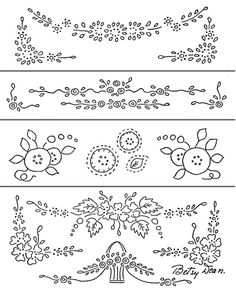 Have Fun with Silk-Ribbon Embroidery - Embroidery Patterns Towel Embroidery, Embroidery Flowers Pattern, Embroidery Sampler, Embroidery Transfers, Silk Ribbon Embroidery, Hand Embroidery Designs, Vintage Embroidery, Cross Stitch Embroidery, Machine Embroidery