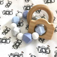 Camera Teether Rattle #mamarazzi  Silicone Teethers, baby teether , cute baby tether , baby gift , baby shower gift , newborn toy , teething , teething relief