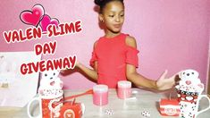 VALEN-SLIME DAY GIVEAWAY