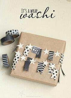 #gift #packing #diy