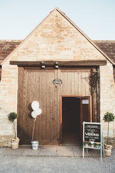 Rustic Barn Wedding with Side Marquee |  DIY decor | Image by Maryanne Weddings | http://www.rockmywedding.co.uk/kirstie-chris/