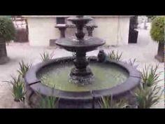 Caternia Large Estate Garden Fountain by Campania International from The. Garden Fountains, Landscape, Outdoor Decor, Diy Garden Fountains, Scenery, Landscape Paintings, Garden Water Fountains, Corner Landscaping