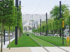 » NANTES, Prolongement Nord du tramway ligne 3 phytolab – Agence Paysage & Environnement