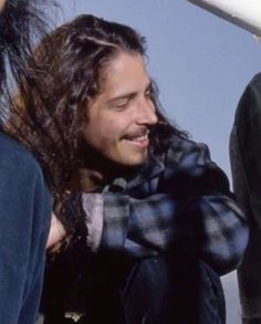 5 months since you've been away Chris, we miss you ❤ Chris Cornell, Most Beautiful Man, Beautiful People, Say Hello To Heaven, Seattle, Temple Of The Dog, Cat Stevens, Smiling Man, Sebastian Bach