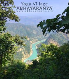 Yoga village Rishikesh | Abhayaranya - Rishikesh Yogpeeth: A perfect place for Yoga and Ayurveda Retreats, with Living Yoga and Ayurveda as life-style in a Yoga Village / Yoga Ashram on the foothills of Himalaya in Rishikesh, India.