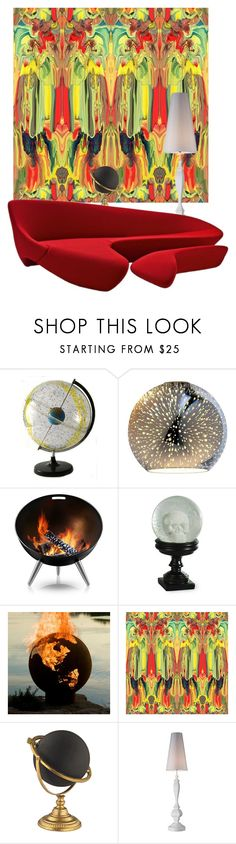 """""""🔥"""" by tess-jr ❤ liked on Polyvore featuring interior, interiors, interior design, home, home decor, interior decorating, Eva Solo, Boston International, Timorous Beasties and Lazy Susan"""