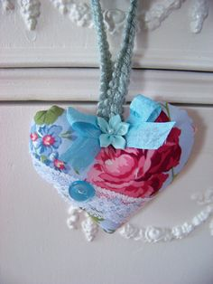 Rose Valentine Heart
