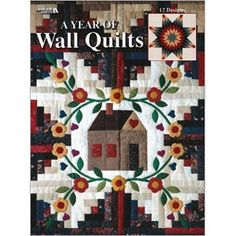 Leisure Arts - A Year Of Wall Quilts, $3.00 (http://www.leisurearts.com/products/a-year-of-wall-quilts.html)