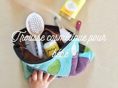 Trousse cosmétique pour bébé