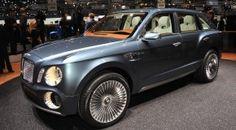 #36 Bentley EXP 9F SUV (tie)
