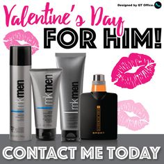 Find the perfect skin care for your significant other!  Valentine's Day is just around the corner! www.marykay.com/ilsorenson or email me at ilsorenson@marykay.com