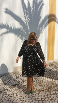 Mary's Big Closet: Seeing Spots