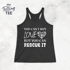 Funny Tank Tops, Gym Tank Tops, Rescue Dogs, Animal Rescue, Animal Graphic, Funny Fathers Day Gifts, Dad Jokes, Graphic Tank, Size Chart