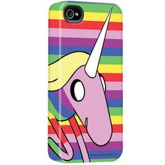 Adventure Time Lady Rainicorn Phone Case for iPhone and Galaxy Cute Cases, Cool Phone Cases, Iphone Cases, Adventure Time Birthday Party, Bo Staff, Teen Titans Go, Dear Santa, Big And Beautiful, Tech Accessories