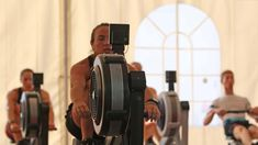 In these times, training regimes for elite rowers are being rewritten and peak performances rescheduled. Training alone, at home and with no rowing boat or water in sight has become the norm for many parts of the world. Rowing Workout, Tokyo 2020, Very Scary, What Is Need, Peak Performance, Finish Line, No Way, Alone, Olympic Games