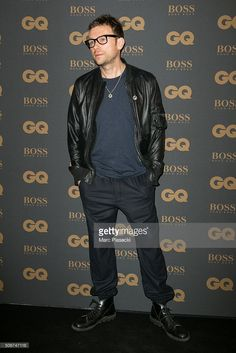 Damon Albarn attends the 'GQ Men Of The Year Awards 2015' as part of Paris Fashion Week on January 25, 2016 in Paris, France.