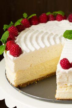 Vanilla Bean Cheesecake - Cooking Classy