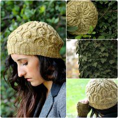 Never Not Knitting: Botanical Knits 2 Pattern - Hat