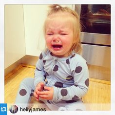 Why My Child Is Crying: ''I wouldn't let her play with the contents of the trash bin.''