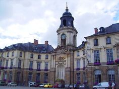 Hotel de ville Rennes (Ayuntamiento)