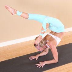 Mint dancer yoga pants