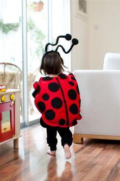 Items similar to Purim Handmade Ladybug kids costume on Etsy Baby Animal Costumes, Toddler Costumes, Boy Costumes, Book Day Costumes, Family Costumes, Cute Halloween Costumes, Halloween Kids, Ladybird Halloween, Lady Bug