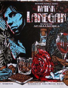 Mark Lanegan: The Esplanade Hotel, Melbourne, Australia