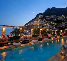 The Sirenuse-Positano Italy.one of the world's most stunning hotels!!