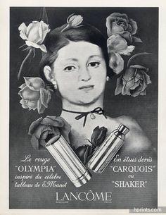 Lancôme (Cosmetics) 1949 Lipstick