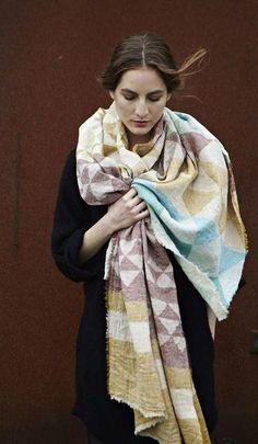 Beatriz Furest scarf