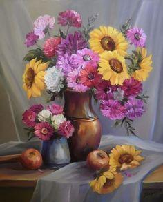 Maher Art Gallery: The artist Anca Bulgaru