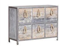 Kommode, Rustic Industrial, Rustic Wood, Home Living, Wood And Metal, Shabby Chic, Cabinet, Storage, Projects, Home Decor Accessories