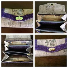 The Necessary Clutch Wallet - Emmaline Bags