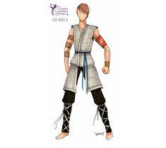Male Look | Creative Costuming & Designs