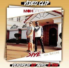 Rdv le 27 avril pour la sortie du nouveau titre de @djmohgreen en featuring avec @iba.one  > Siyé !