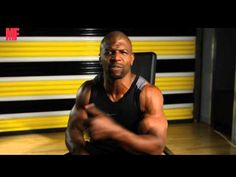 TERRY CREWS LISTS THE TOP 5 CRIMES IN THE GYM!
