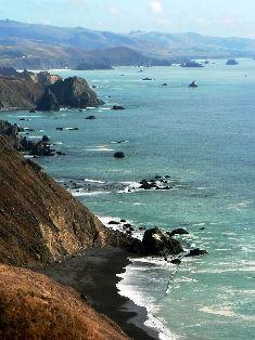 California Beach Hotels - Northern California Beaches - By City