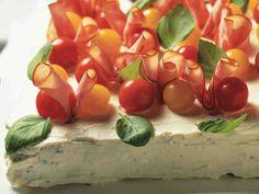 Kinkkukakku Vegetables, Food, Essen, Vegetable Recipes, Meals, Yemek, Veggies, Eten