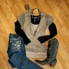 buffalo creek cowgirls clothing - They only have a Facebook site, but super cute clothes!