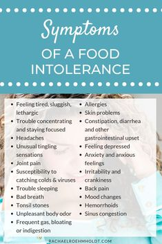 How do you know if you have food intolerances or food sensitivities? The symptoms of a food intolerance. Click through to read the full post about food intolerance and food sensitivity symptoms and how to find out if you have one. Food Intolerance Symptoms, Signs Of Dairy Intolerance, Food Allergy Symptoms, Symptoms Of Allergies, What Is Gluten Intolerance, Celiac Disease Symptoms, Common Food Allergies, Sin Gluten, Breathe
