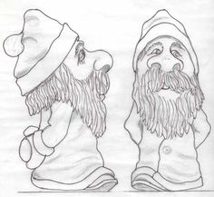 caricature carving patterns | ... teacher author of three carving books and a member of the caricature